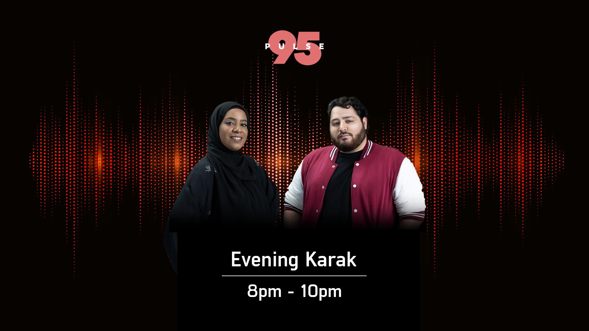 Evening Karak